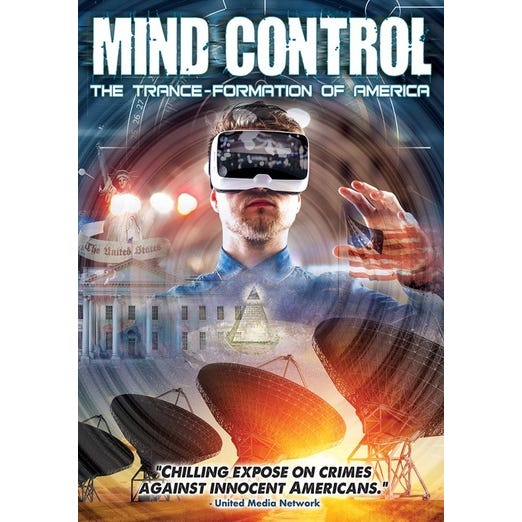 Rent, Buy or Watch Mind Control: Trance: Formation Of America Movie Now |  Family Video