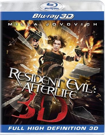Rent Buy Movie Resident Evil Afterlife 3d Blu Ray 3d Now Family Video
