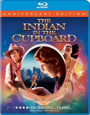 Buy The Indian In The Cupboard Dvd Blu Ray Movie Online Family Video