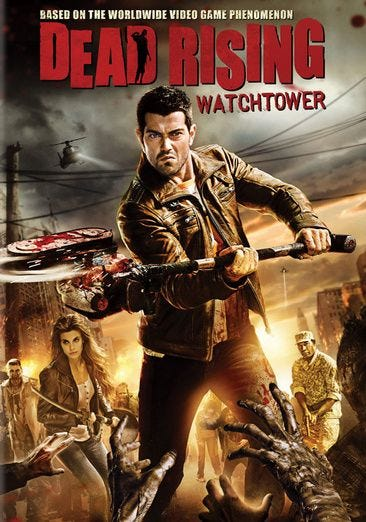Buy Or Rent Dead Rising Watchtower Movie Now Family Video