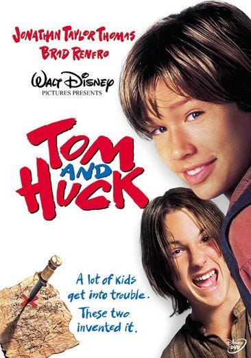 Buy Or Rent Tom And Huck Movie Now Family Video Actor eric schweig to receive honorary doctorate eric schweig will be bestowed an honorary doctor of education and will deliver the convocat. family video