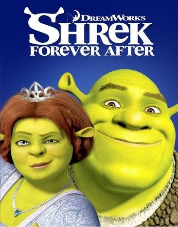 Rent Buy Movie Shrek Forever After 3d Blu Ray Dvd Blu Ray 3d Now Family Video