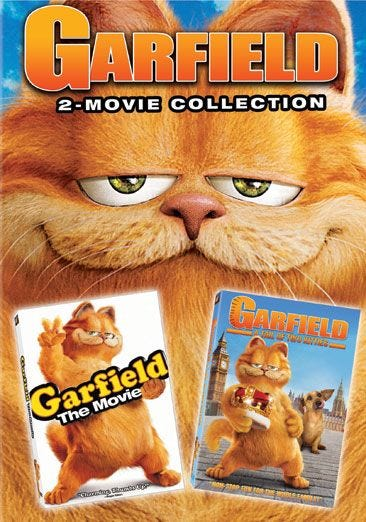 Rent Buy Movie Garfield The Movie Garfield Tail Of Two Kitties Double Feature Dvd Now Family Video