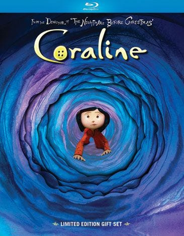 Rent Buy Or Watch Coraline Movie Now Family Video