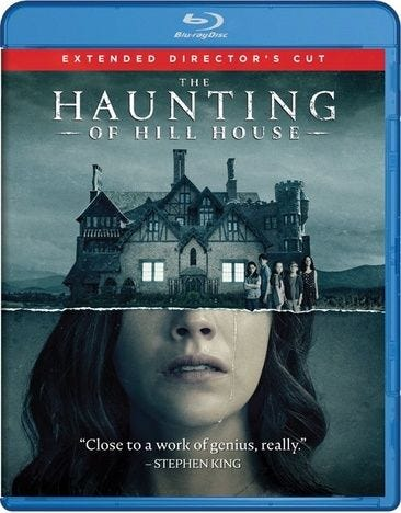 The Haunting Of Hill House The Complete First Season Extended Cut Blu Ray For Rent Or Purchase Now Family Video
