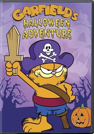 Garfield Halloween Adventure Dvd For Rent Or Purchase Now Family Video