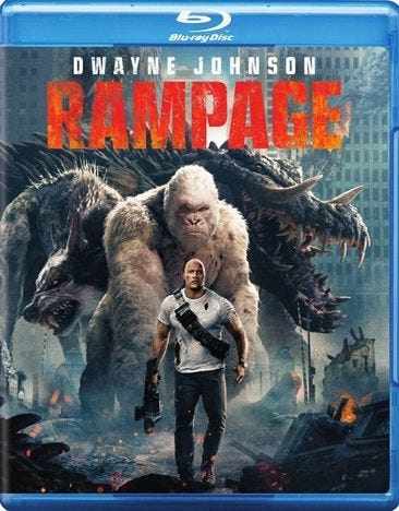 Rent Buy Or Watch Rampage Used Blu Ray Blu Ray Movie Now