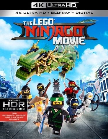 Rent Buy Or Watch The Lego Ninjago Movie Movie Now Family Video