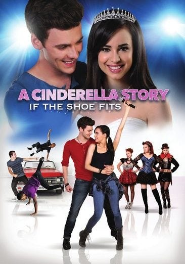 Download A Cinderella Story If The Shoe Fits Full Movie Free Background