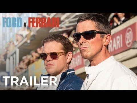 Ford V Ferrari Rent Or Buy Online New Release Movies Family Video