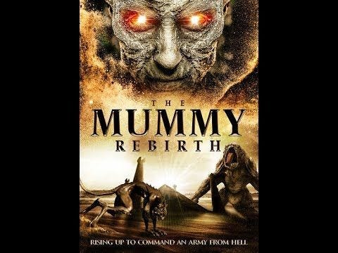 The Mummy Rebirth Family Video